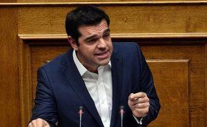Grecia: Tsipras dice que paga a pensionistas es puntual y no amenaza objetivo fiscal | Autor del artículo: Finanzas.com