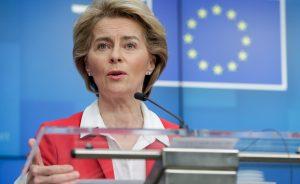 Bruselas quiere impulsar el hidrógeno para reducir las emisiones.
