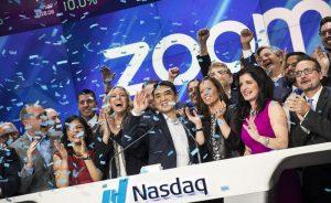 Empresas: Zoom Video esquiva sus fallos de seguridad con nuevos máximos históricos | Autor del artículo: Raúl Poza Martín