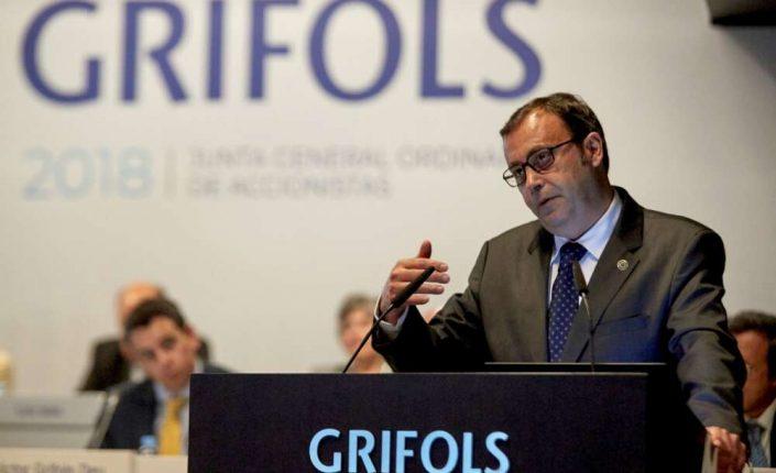 Grifols disgusta al mercado con su última adquisición