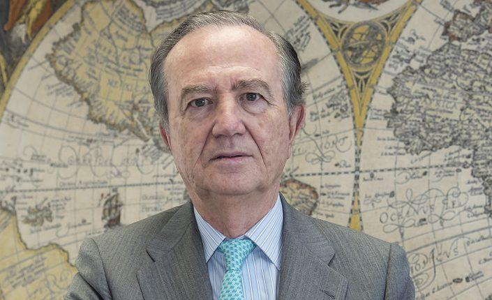 El presidente de Pharmamar, José María Fernández Sousa-Faro