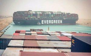 Mercados: El reflote del carguero Ever Given en Suez presiona a la baja los precios del petróleo | Autor del artículo: María Gómez Silva