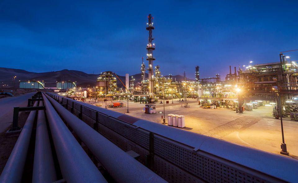 El petróleo Brent encadena la peor racha bajista del año
