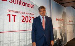 Santander: Banco Santander descuenta en bolsa un gran salto en el beneficio | Autor del artículo: José Jiménez