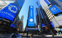 Coinbase pierde un 30% en Wall Street desde su debut bursátil a mediados de abril.