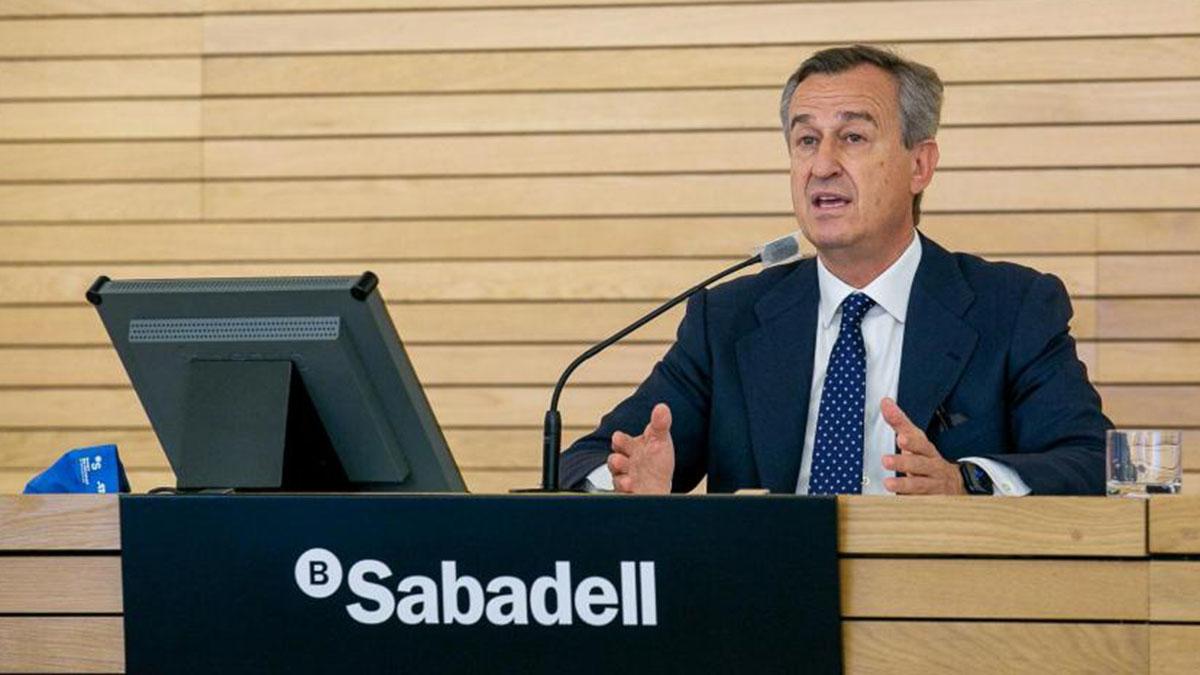 Dividendo Banco Sabadell. Imposible seguir el ritmo ascendente de la banca española
