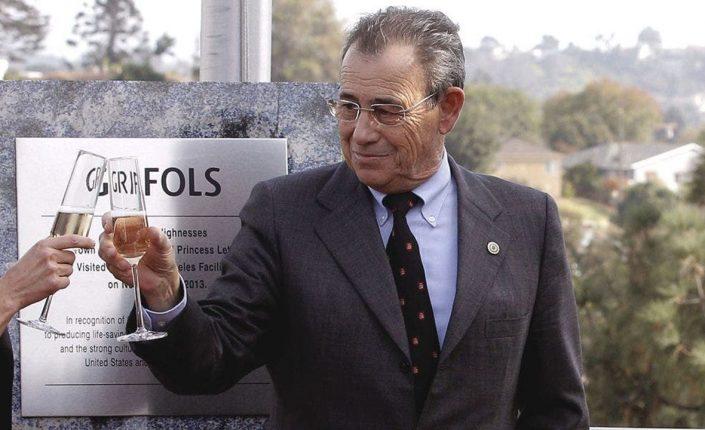 Grifols: El beneficio de Grifols se desploma el 30% por culpa del coronavirus | Autor del artículo: José Jiménez