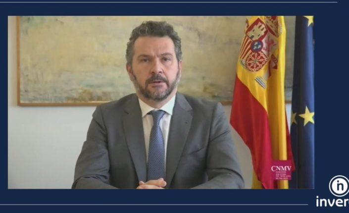 El presidente de la CNMV, Rodrigo Buenaventura, saca los colores a Iberdrola.