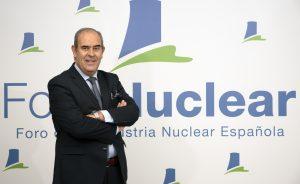 Ignacio Araluce, presidente del Foro Nuclear.