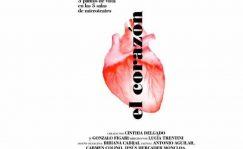 Cartel de la obra de microteatro 'El Corazón'
