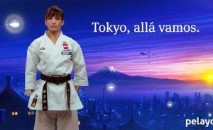 La karateca española, Sandra Sánchez, explica en un vídeo de Pelayo Seguros los retos que ha tenido que superar.