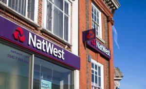 Sucursal de Natwest en Reino Unido.