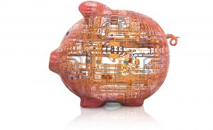 Finanzas personales: Huchas digitales o cómo ahorrar a golpe de tarjetas de crédito | Autor del artículo: Cristina Casillas