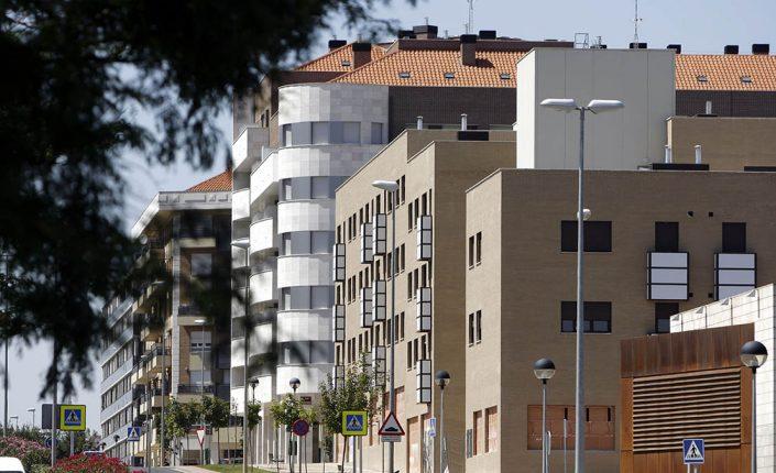 La vivienda de segunda mano sube un 1,83 por ciento en agosto