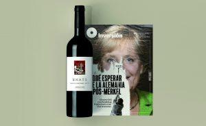 Inversión regala 12 botellas de vino con la suscripción anual.