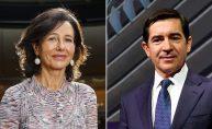 Las estimaciones del mercado señalan que las acciones de Banco Santander y BBVA son de las más atractivas por PER de cara al próximo curso en el Eurostoxx 50