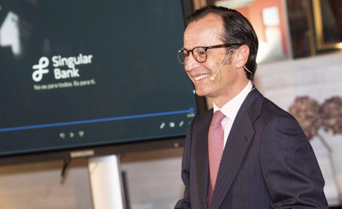 Javier Marín levanta la primera banca independiente de España