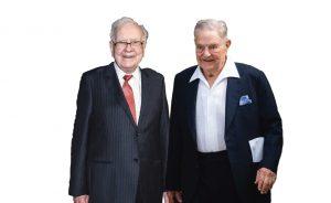 Fondos: Cómo seguir los pasos de Buffett y Soros   Autor del artículo: Esther García López